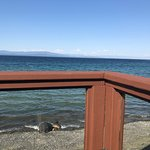 You cannot beat the view from The Shady Rest Waterfront  3109 Island Hwy W, Qualicum Beach, BC