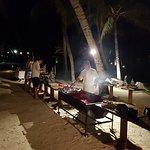 Foto de St Pierre Beach Restaurant