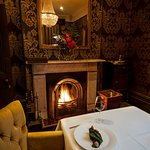 Darleys with fireplace