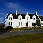 Kinloch Lodge on beautiful Skye