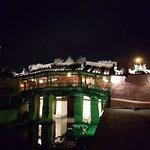 ภาพถ่ายของ Japanese Covered Bridge