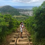 Photo de Koko Crater Railway Trail