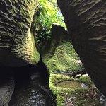 Photo de Te Anau Glowworm Caves