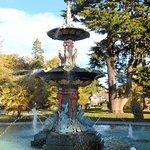 Hagley Park fountain