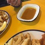 Eric's Fish and Chips Thornham Photo