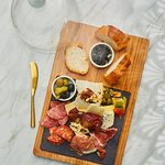 Mix Cheese Cured Meats Platter