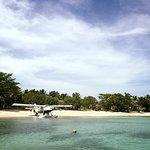 Brief stopover in Blue Lagoon