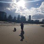 ภาพถ่ายของ Burleigh Heads Beach