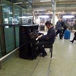 聖潘克勒斯火車站照片
