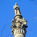 top of henry clay monument