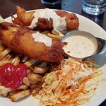 fish and chips $20