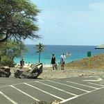 哈浦納海灘照片