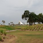 Foto de Dubai Creek Golf & Yacht Club