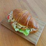 Chicken Croissant