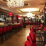 Ambiance cosy au Café de Paris