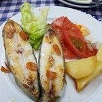 Fantastic fresh fish