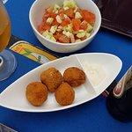 Portuguese meatballs