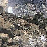 Wapama Falls at Hetch Hetchy의 사진