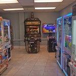 Game Room at Pelican Beach Resort.