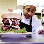 Our Head Chef is passionate about good quality food.