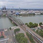 Hohenzollern Brücke Foto