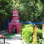 Pagoda hole.