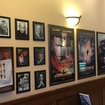 Famous Hollywood Director´s movies on posters
