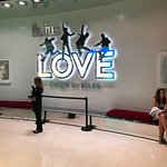 Foto de The Beatles - Love - Cirque du Soleil