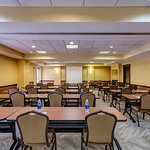 Meeting space for up to 75 attendees