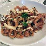 Crispy Calamari, Cherry Peppers, Citrus Aioli
