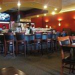 inside view/sushi bar
