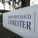 Jardin Botanico Lankester