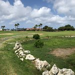 View from one of the fairways