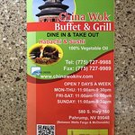 Foto di China Wok Buffet & Grill