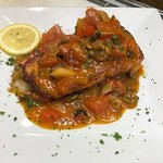 Salmon Puttenesca