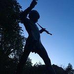 Фотография Peter Pan Statue