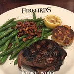Фотография Firebirds Wood Fired Grill