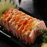 Sashimi Salmon Passion