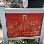 Foto de Key West Firehouse Museum