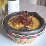 Ven y prueba nuestra deliciosa Cazuela de mariscos!