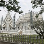 صورة فوتوغرافية لـ White Temple