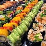 Vegan Sushi Takeout
