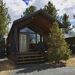 Explorer Cabins at Yellowstone Photo