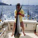 My dream with fishing adventures costa rica, happy pura vida.