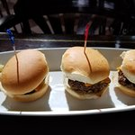 Happy Hour burgers