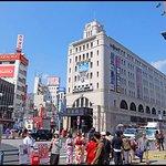 ห้างมัตทสึยะที่ตั้งของสถานีรถไฟโทบุ