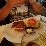 Mahi Sandwich