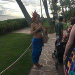 صورة فوتوغرافية لـ Drums of the Pacific Lu'au
