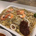 Hokkien Prawn noodles
