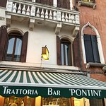 Photo de Trattoria Bar Pontini